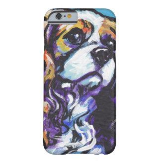 iPhone arrogante del arte pop del perro de aguas Funda Para iPhone 6 Barely There