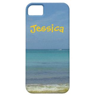 iPhone azul 5 del mar - caso conocido iPhone 5 Carcasas
