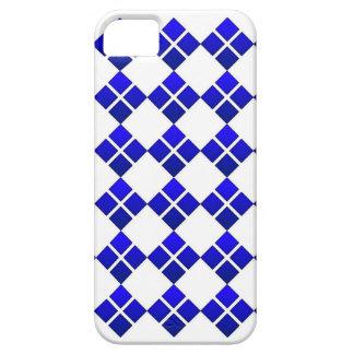 Iphone azul 5case del diamante iPhone 5 cobertura