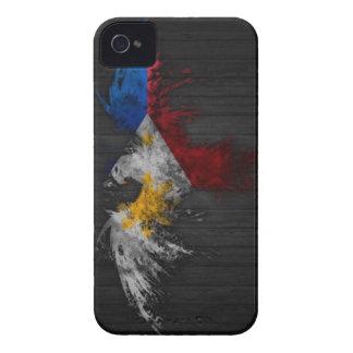 Iphone barely filipino eagle iPhone 4 case