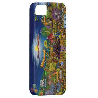 iphone Barely There case,witches,carnival,ghosts iPhone 5 Covers