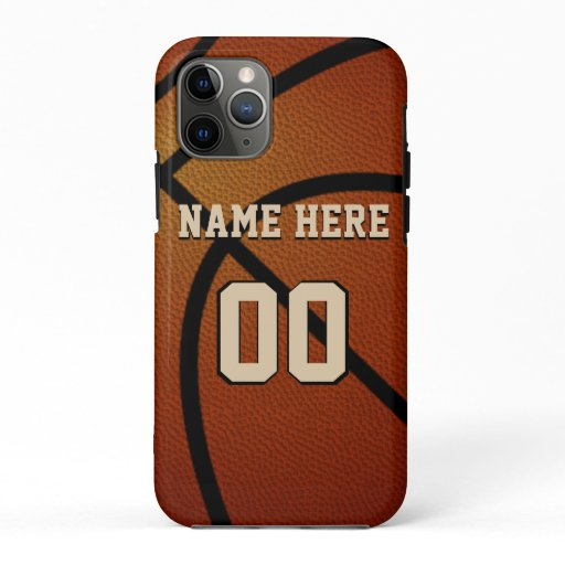 iPhone Basketball Cases for Older to Newest iPhone
