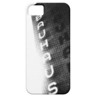 Iphone blanco del caso de la colección del Bauhaus iPhone 5 Carcasa