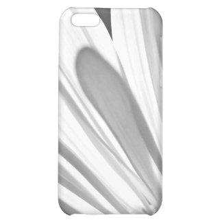 iPhone blanco y negro de la margarita