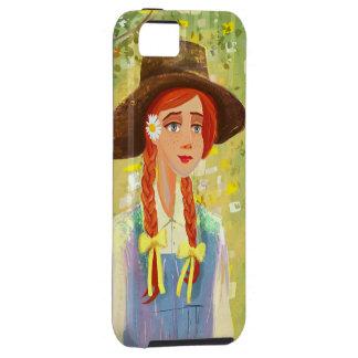 iPhone bonito del chica 5 casos de encargo iPhone 5 Protector
