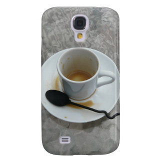 iPhone Cafezinho Cover Galaxy S4 Covers