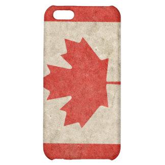 iPhone canadiense descolorado 4 de la bandera