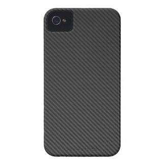 Iphone carbon Design Case black iPhone 4 Case-Mate Case