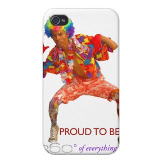 iPhone Case 360° Clown sean360x