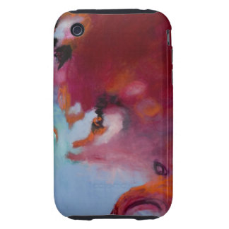 iphone case 3G art by Julie Michel iPhone 3 Tough Cover