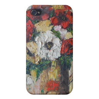 Iphone Case 4/4 Ann Hayes Flower Mix Delight
