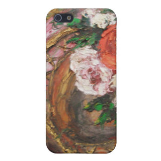 Iphone Case 4/4 Ann Hayes Painting Flower Basket