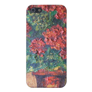 Iphone Case 4/4 Ann Hayes Painting Red Beauty