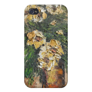 Iphone Case 4/4 Ann Hayes Painting Yellow Flowers