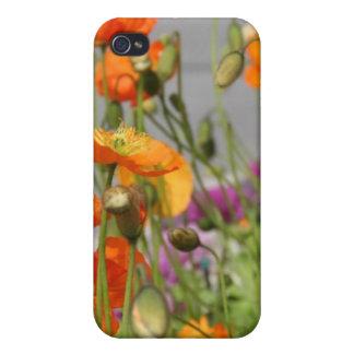 iPhone case 4& 4s flowers