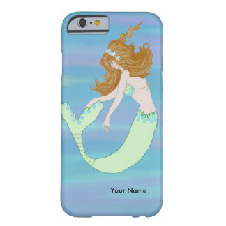 iPhone Case 6/6s, 7 or Your Choice with Mermaid