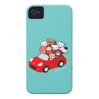 iPhone Case - AllCharacters - RedCar iPhone 4 Cases