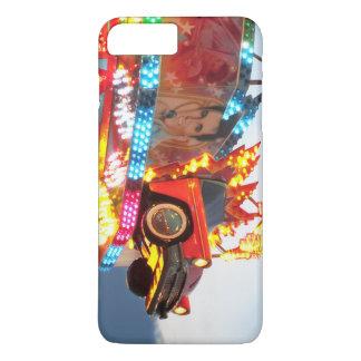 iPhone case amusement park.