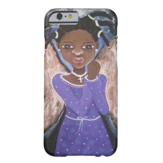Iphone Case Art African American Black Art Angel