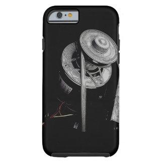 IPhone case Black HVAC Mechanical Motor