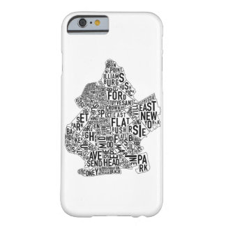 iPhone Case Brooklyn Neighborhoods