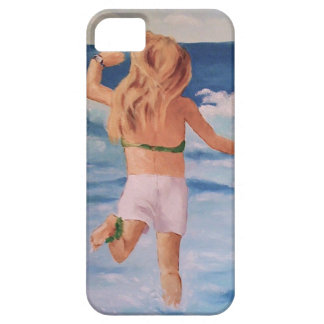 IPhone case, Carefree Days iPhone SE/5/5s Case