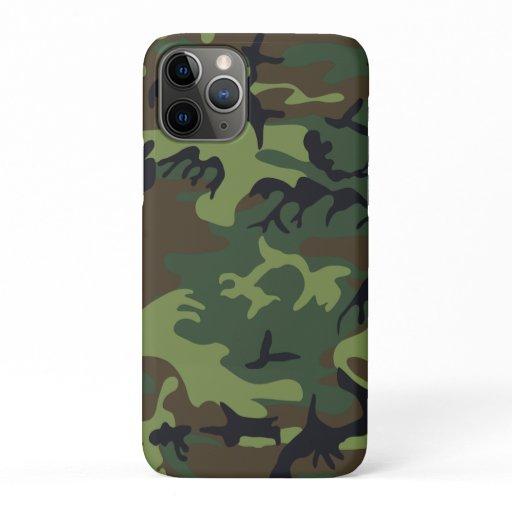 """Iphone case """"Classsic Camo"""""""