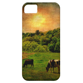 iPhone Case-Cows in the Field iPhone SE/5/5s Case