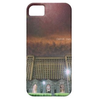 iPhone Case Detroit Train Station - KO Photo Vogue iPhone 5 Case