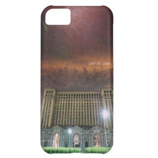 iPhone Case Detroit Train Station - KO Photo Vogue Case For iPhone 5C