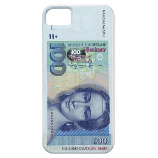 Iphone case DM deutche mark iPhone 5 Cases