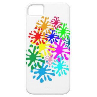 iphone case dripping art design