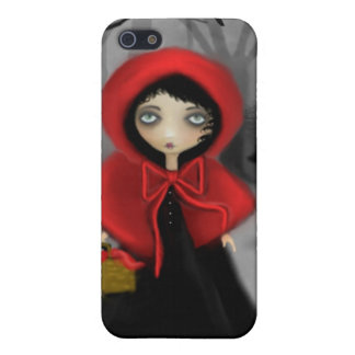 iPhone Case Fairytale Art Red Riding Hood