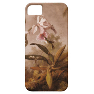 iPHONE Case-Flowers and Hummingbirds iPhone 5 Cases