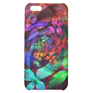 Iphone Case - Flowers in the Sky iPhone 5C Covers