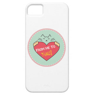 """iPhone Case """"For me to you"""""""