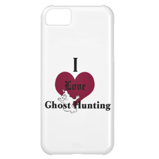 Iphone case for the ghosthunting lovers iPhone 5C covers