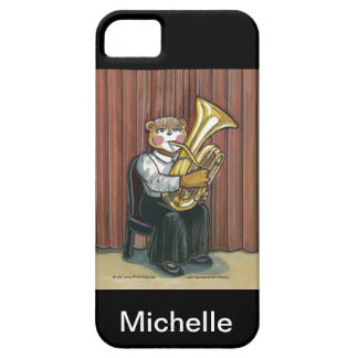 iPhone Case for Tuba Player