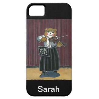 iPhone Case for Violin Player
