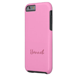 iPhone Case in Pink for Hannah