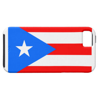 iPhone case in the colours of Puerto Rico