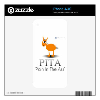 Iphone Case iPhone 4 Decal