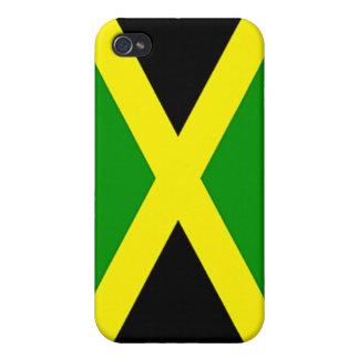 iPhone Case - Jamaica Flag iPhone 4/4S Covers