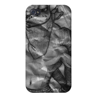 iPhone case Leondotcom Collection Covers For iPhone 4