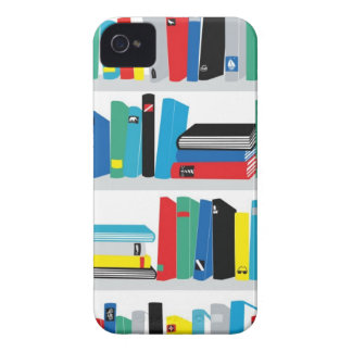 IPhone case , library iPhone 4 Cover