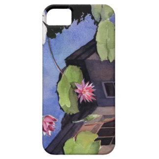 Iphone case, Lilly Pads iPhone SE/5/5s Case