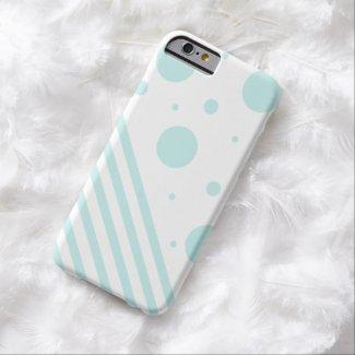 Iphone Case - Líneas y Puntos 01 Funda De iPhone 6 Barely There
