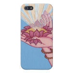 iPHONE CASE - Lotus blessings Covers For iPhone 5