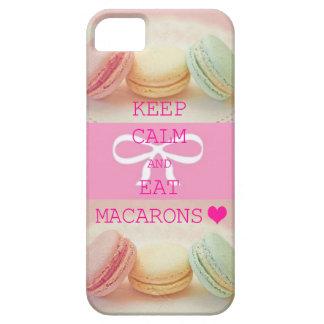 < IPhone case >makaron ★KEEP CALM AND EAT MACARONS