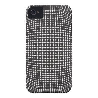 iphone Case-Mate Barely There fisheye dots case iPhone 4 Case-Mate Cases